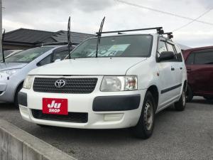 トヨタ サクシードバン UL AT フル装備 Wエアバック ABS ルーフレール