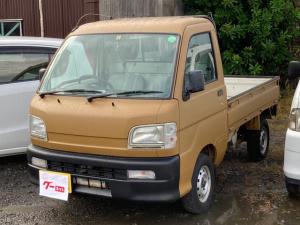 ダイハツ ハイゼットトラック  軽トラック エアコン パワステ 4WD 5速ミッション