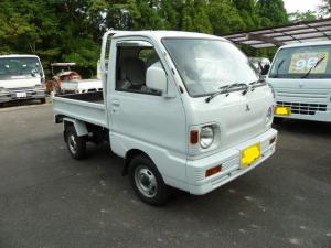 三菱 ミニキャブトラック 4WD ダンプ タイミングベルト交換済