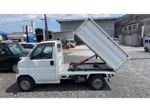ホンダ アクティトラック ダンプ 車検令和4年3月 エアコン 5速マニュアル車