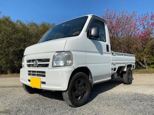 ホンダ アクティトラック SDX クラッチ新品 エアコン パワステ 4WD