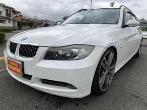 BMW 3シリーズ 320iツーリング ETC 社外アルミ