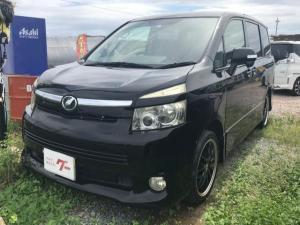 トヨタ ヴォクシー Z 社外18AW ナビ