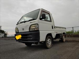 ホンダ アクティトラック STD 4WD 5速 四輪駆動 アクテイ 軽トラ