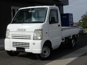 スズキ キャリイトラック  5速マニュアル エアコン 2WD