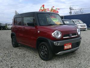 マツダ フレアクロスオーバー XG ナビ・CD・スマートアシスト・アイドリングストップ・ETC
