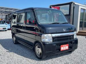 ホンダ バモス 4WD・TURBO・ETC・運転席.助手席A/B・パワーWD