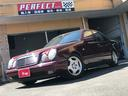 メルセデス・ベンツ/M・ベンツ E400 アバンギャルド .左ハンドル 黒革シートレザー