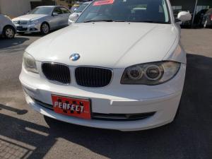 BMW 1シリーズ  116I社外ナビ付ドライブレコーダー取り付けサービス中