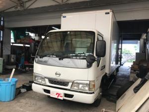 日産 アトラストラック パワーゲート クラッチフリー マニュアル車 エアコン