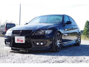 BMW 3シリーズ 323i 社外アルミ 社外エアロ 社外マフラー ローダウン ステアリングスイッチ