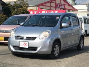 トヨタ パッソ X CDオーディオ キーレス 電動格納ミラー ヘッドライトレベライザー ETC