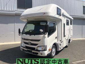トヨタ カムロード ナッツRV クレソンX 2WD走行4100k エボライト仕様