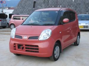 日産 モコ E スマートキー キーレス CDデッキ 車検整備付き
