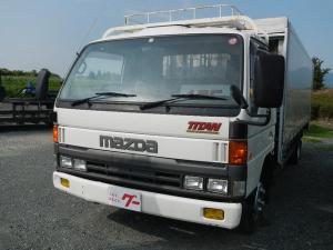 マツダ タイタントラック 超ロング 床電動スライド式 3.0t 6速ミッション