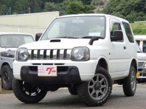スズキ ジムニー XG リフトアップ アルミホイール MT新品タイヤ 5速MT