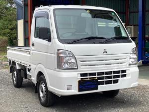 三菱 ミニキャブトラック みのり 4WD 5速マニュアル 新品荷台マット ヨコハマタイヤ