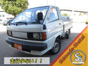 トヨタ ライトエーストラック Sシングルジャストロー 2WD 5MT