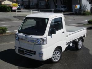ダイハツ ハイゼットトラック スタンダード HIDライト LEDフォグ メッキグリル ナビ 14AW