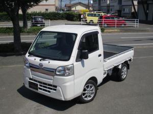 ダイハツ ハイゼットトラック スタンダード メッキグリル HDDナビ 14AW 荷台ゴムマット