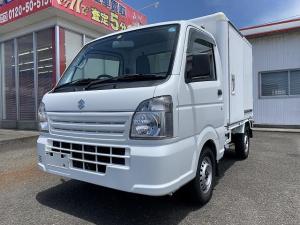 スズキ キャリイトラック KCエアコン・パワステ 保冷車