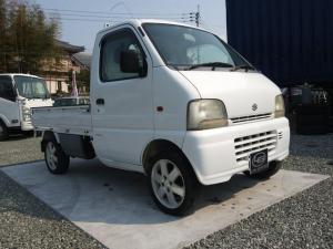 スズキ キャリイトラック ターボ 4WD