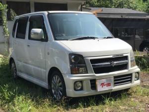 スズキ ワゴンR RR-Sリミテッド インタークーラーターボ ナビTV HID
