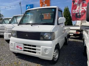 三菱 ミニキャブトラック ベースグレード 4WD AT