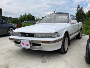 トヨタ ソアラ 2.0GT-ツインターボ サンルーフ エアコン パワステ パワーウィンドウ フル装備 オーディオ付  AT