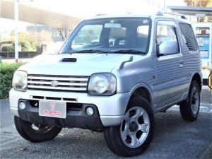 スズキ ジムニー XC 純正アルミホイール キーレス ターボ 4WD CDオーディオ