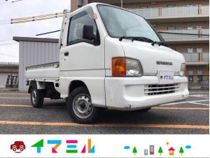 スバル サンバートラック TC 4WD マニュアル5速