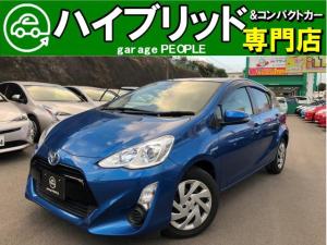 トヨタ アクア S 1.5S Panasonicナビ/フルセグ/Bluetooth/Pスタート/Sエントリー/保証付き