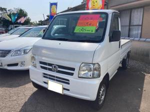 ホンダ アクティトラック SDX 軽トラック 2WD エアコン パワーステアリング 5速マニュアル車 三方開 車検令和5年4月