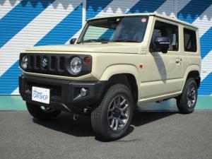 スズキ ジムニー XC 1年保証 ABS デュアルセンサーブレーキサポート 前席シートヒーター 純正アルミホイール LEDヘッドライト Pスタート スマートキー