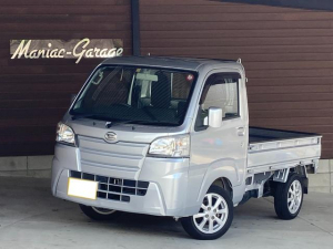 ダイハツ ハイゼットトラック スタンダード 農用スペシャル 3方開 4WD 5速マニュアル エアコン パワステ 運転席エアバック CDオーディオ