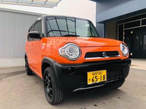 スズキ ハスラー  オリジナルカラー/シートヒーター/ナビ