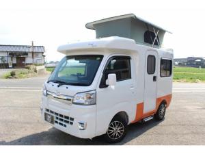 ダイハツ ハイゼットトラック  ハイゼットトラック AZ-MAX K-ai TYPE-D ワンオーナー ポップアップ ソーラー 1500Wインバーター 電動ステップ ドラレコF・R 走行充電 外部充電 ミラー型バックモニター