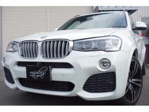 BMW BMW X3 xDrive20d MSPパノラマ レザー レムス 20AW