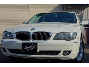 BMW 7シリーズ 740i コンフォートパッケージ 19AW 左H 後期型