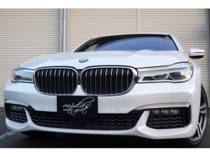 BMW 7シリーズ 740iMスポーツ ディスプレイキー Mスポーツ純正20AW