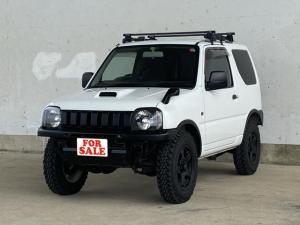 スズキ ジムニー XG ターボ 5速マニュアル車 車検令和3年4月 社外アルミ