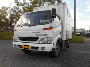 トヨタ ダイナトラック 冷蔵冷凍車 -30℃設定 スタンバイ付き