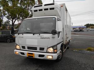 日産 アトラストラック 冷蔵冷凍車 -30℃設定 スタンバイ装置 オートマ ETC