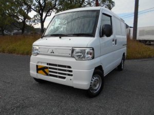 三菱 ミニキャブバン  冷蔵冷凍車 -5℃設定 オートマ
