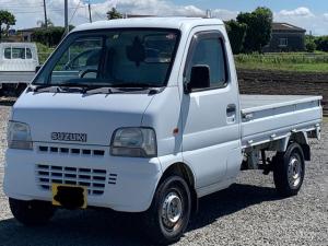 スズキ キャリイトラック KU 2WD エアコン タイヤ新品