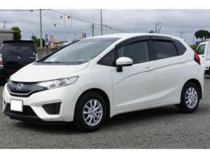 ホンダ フィット 13G・Lパッケージ 新品タイヤ ナビ