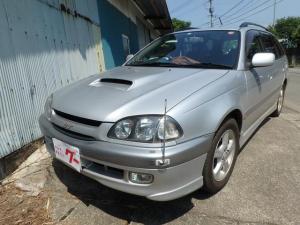 トヨタ カルディナ GT-T 4WD ナビ TV DVD ETC ローダウン