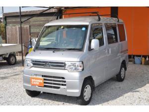 三菱 ミニキャブバン ブラボー ターボ車 走行距離64671km キーレス CD