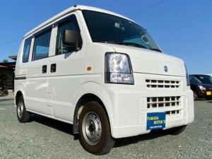 スズキ エブリイ PU 4WD インパネAT ETC 両側スライドドア 安全運転補助装置あり