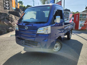 ダイハツ ハイゼットトラック スタンダード 2WD エアコン パワステ CDデッキ 限定カラー